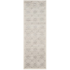 Safavieh - Amherst AMT411B Light-Grey-Ivory