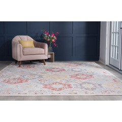Tayse Rugs Barclay Ardy BCL1102 Brown
