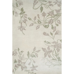 The Rug Market Whimsy 44276D Ivory Green