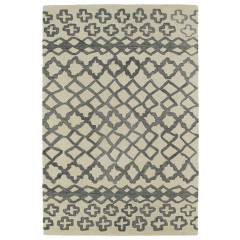 Kaleen Rugs Tara Square Collection 7811-44 Natural