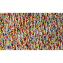 The Rug Market Braided 41023B Red Multi