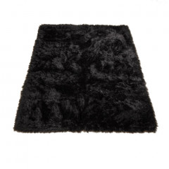 Walk On Me - Classic Bear Faux Fur Black