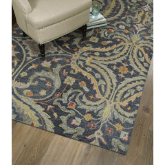 Kaleen Rugs Helena Collection 3206-73 Pewter