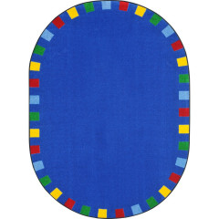 Joy Carpet - On The Border Kid Essentials - Early Childhood Brights