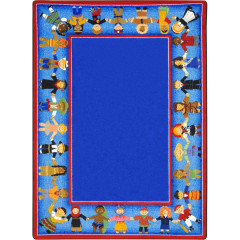 Joy Carpet - Children Of Many Cultures Kid Essentials - Early Childhood Multi