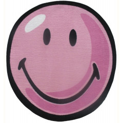 Fun Rugs - Smiley World Sw-12 Pink