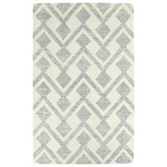 Kaleen Rugs Cozy Toes Collection CTC09-01 Ivory