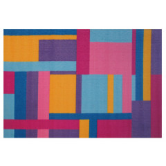 Fun Rugs - Fun Time Ft-56 Multi-Color