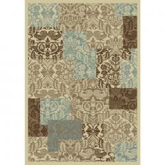 Concord Global - Chester PATCHWORK Soft