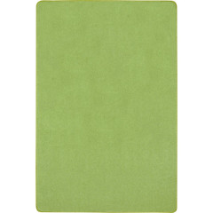 Joy Carpet - Just Kidding Kid Essentials - Misc Sold Color Area Rugs Lime Green
