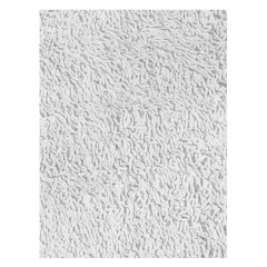 Fun Rugs - Fun Shags Sh-25 White