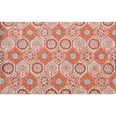 The Rug Market Catalina Coast 25497D Orange Yllw Blu