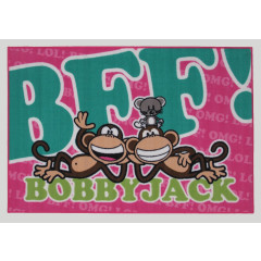 Fun Rugs - Bobby Jack Bj-23 Multi-Color