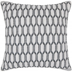 Chandra Pillows CUS-28035 White/Grey