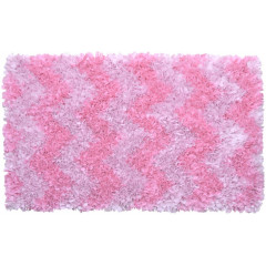 The Rug Market Shaggy 02281B Pink