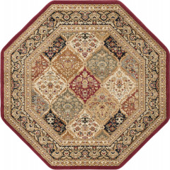 Tayse Rugs Sensation Princeton SNS4770 Red