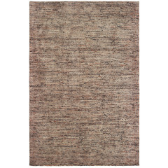 Oriental Weavers Rugs LUCENT L45907 Taupe/ Pink