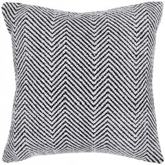 Chandra Pillows CUS-28032 White/Black