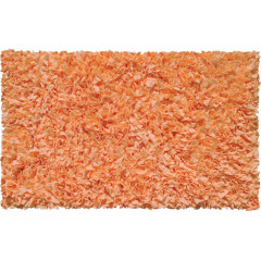 The Rug Market Shaggy 02218B Tangerine
