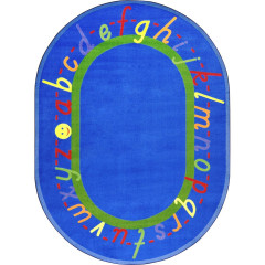 Joy Carpet - Alphascript Kid Essentials - Early Childhood Blue