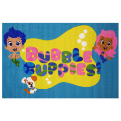 Fun Rugs - Bubble Guppies Bg-41 Multi-Color