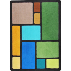 Joy Carpet - Our Block Kid Essentials - Early Childhood Earthtone