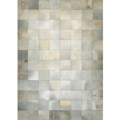 Couristan Rugs CHALET TILE 03480611 IVORY