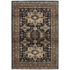 Kaleen Rugs Lucero Collection LCO01-65 Aubergine