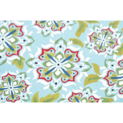 The Rug Market Andalucia 25482A Light Blue