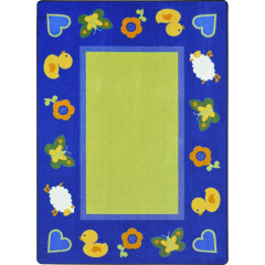 Joy Carpet - Green Space Kid Essentials - Infants & Toddlers Multi