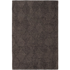 Chandra Navyan NAV-5004 Taupe/Brown