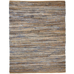 Anji Mountain - Bell Bottom American Graffiti Amb1032 Blue
