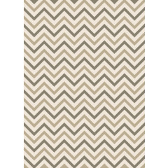 Concord Global - New Casa CHEVRON Ivory