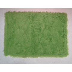 Fun Rugs - Flokati Flk-004 Lime Green