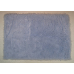 Fun Rugs - Flokati Flk-011 Light Blue