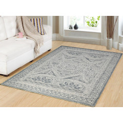 Dynamic Rugs DARCY DC1128135 Ivory/Teal