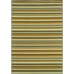 Oriental Weavers Rugs BALI B1001J Grey/ Gold