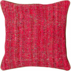 Chandra Pillows CUS-28015 Red/Natural