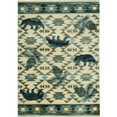 KAS Rugs Chester CHS5634 Ivory