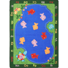 Joy Carpet - Fishin' Fun Kid Essentials - Early Childhood Multi
