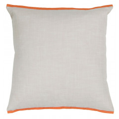 Chandra Pillows CUS-28023 White/Orange