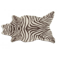 The Rug Market Zebra 25255D Brown Cream