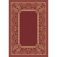 Safavieh - Courtyard CY2965 Red-Natural