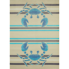 United Weavers Of America - Regional Conecepts Crabbee Blue