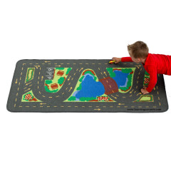 Learning Carpet - Play Driving In The Park Multi