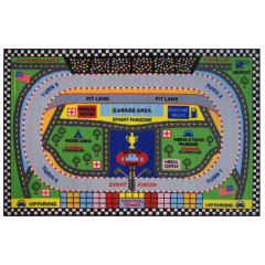 Fun Rugs - Fun Time Ft-120 Multi-Color