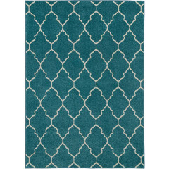 Mayberry Lifestyle Deco Plaza(LS5203) Aqua