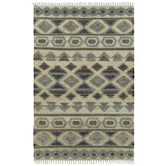 Kaleen Rugs Helena Collection 3200-77 Silver