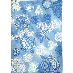 Home Comfort Rugs Homefires PMF-MC001