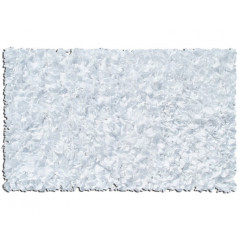 The Rug Market Shaggy 02204A White
